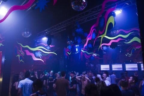 Juan Atkins @ Parking Nightclub