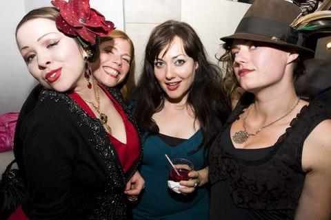 Festival Burlesque de Montreal: Burlesque nouveau genre au Club Opera