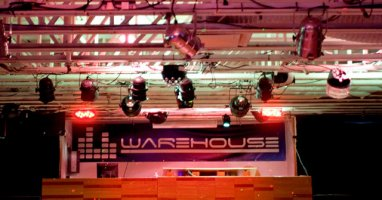 Warehouse: meet me at the beat bunker