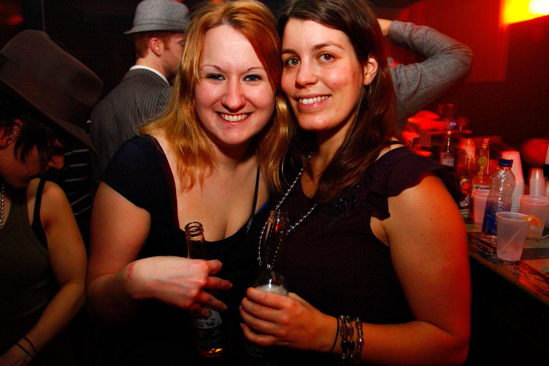 Nouvel An au Belmont: une soirée open bar sous le signe de la Prohibition!