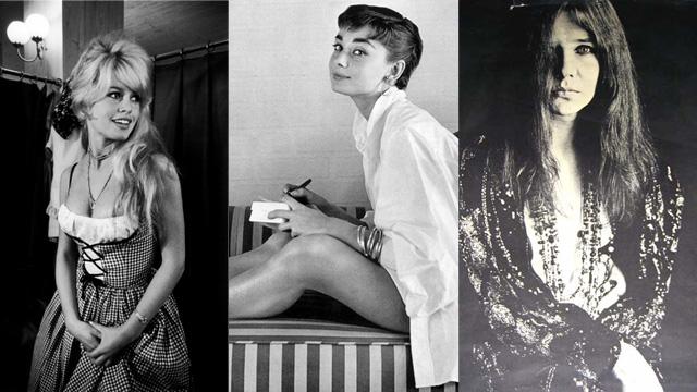 sports shoes fa8c4 95fcd Lingerie rétro: les dessous d'Audrey Hepburn, de Janis ...