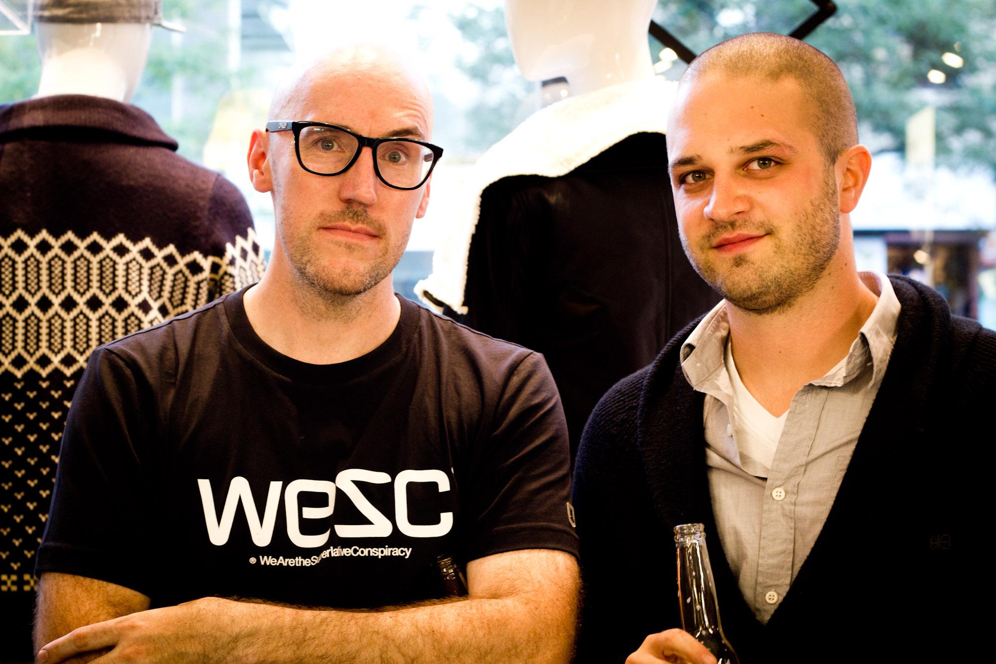 WeSC ouvre une première boutique à Montréal, en plein centre-ville