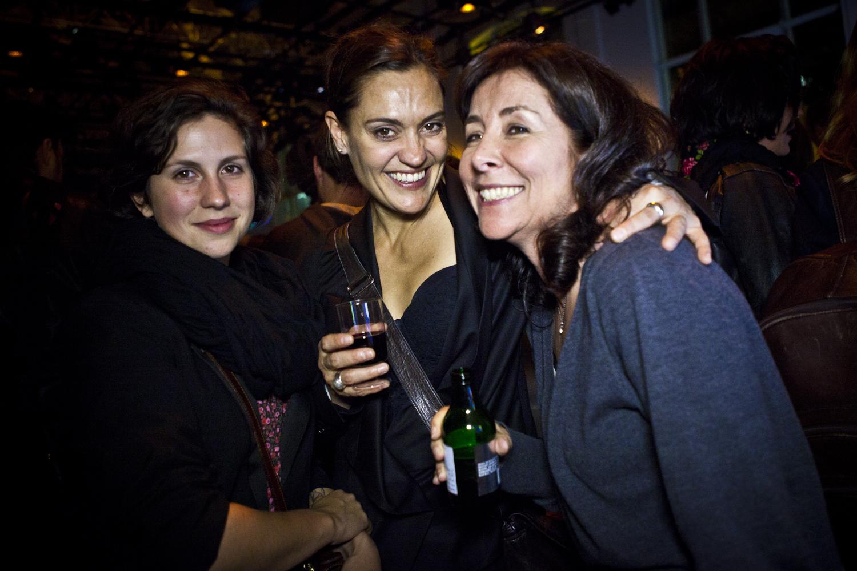 Party de clôture du FNC: les cinéphiles fêtent la fin de la 40e édition