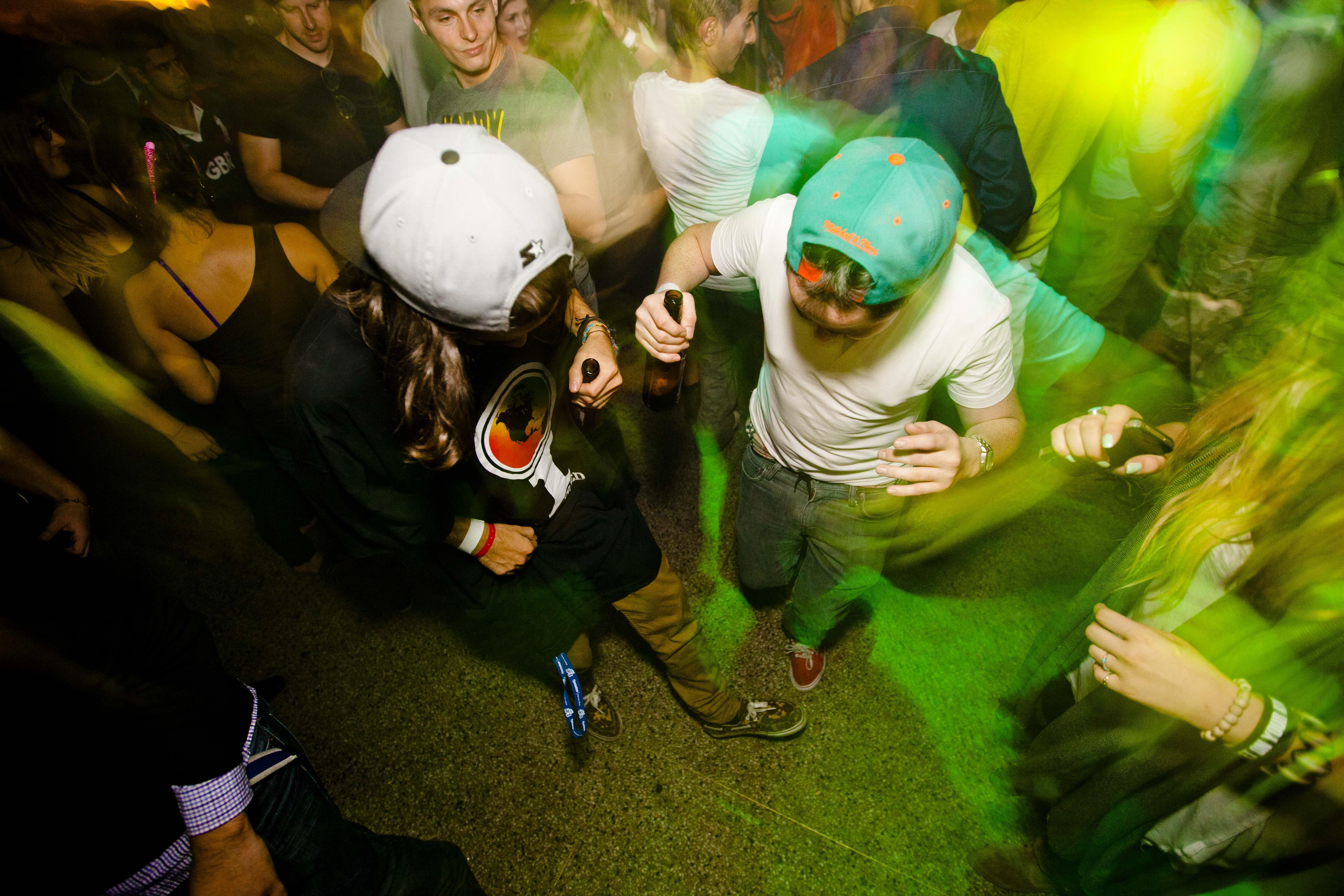 Rider's Party: les skieurs et planchistes font la fête au Belmont