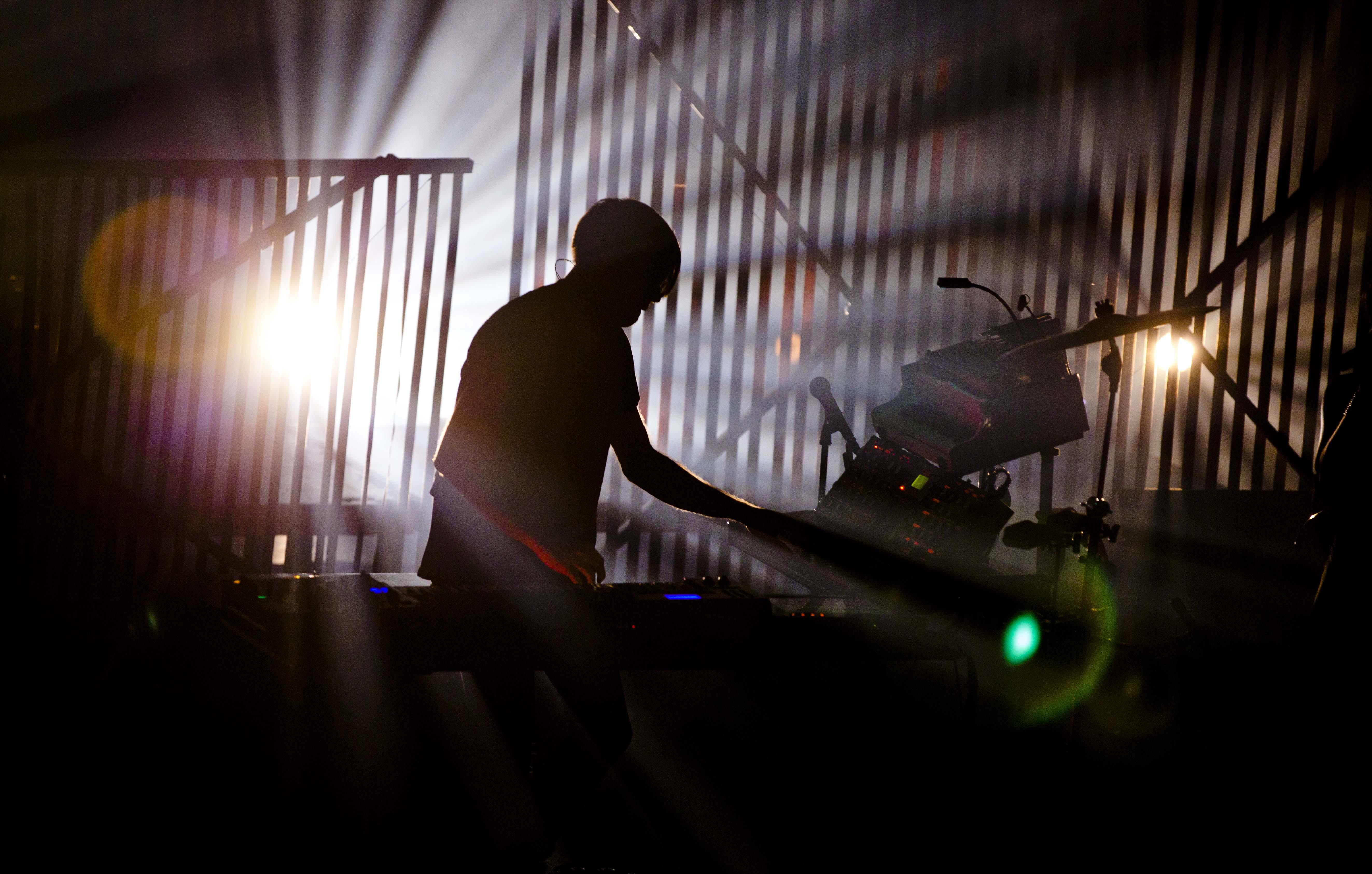 Trentemøller: un héros de l'electronica de passage en ville