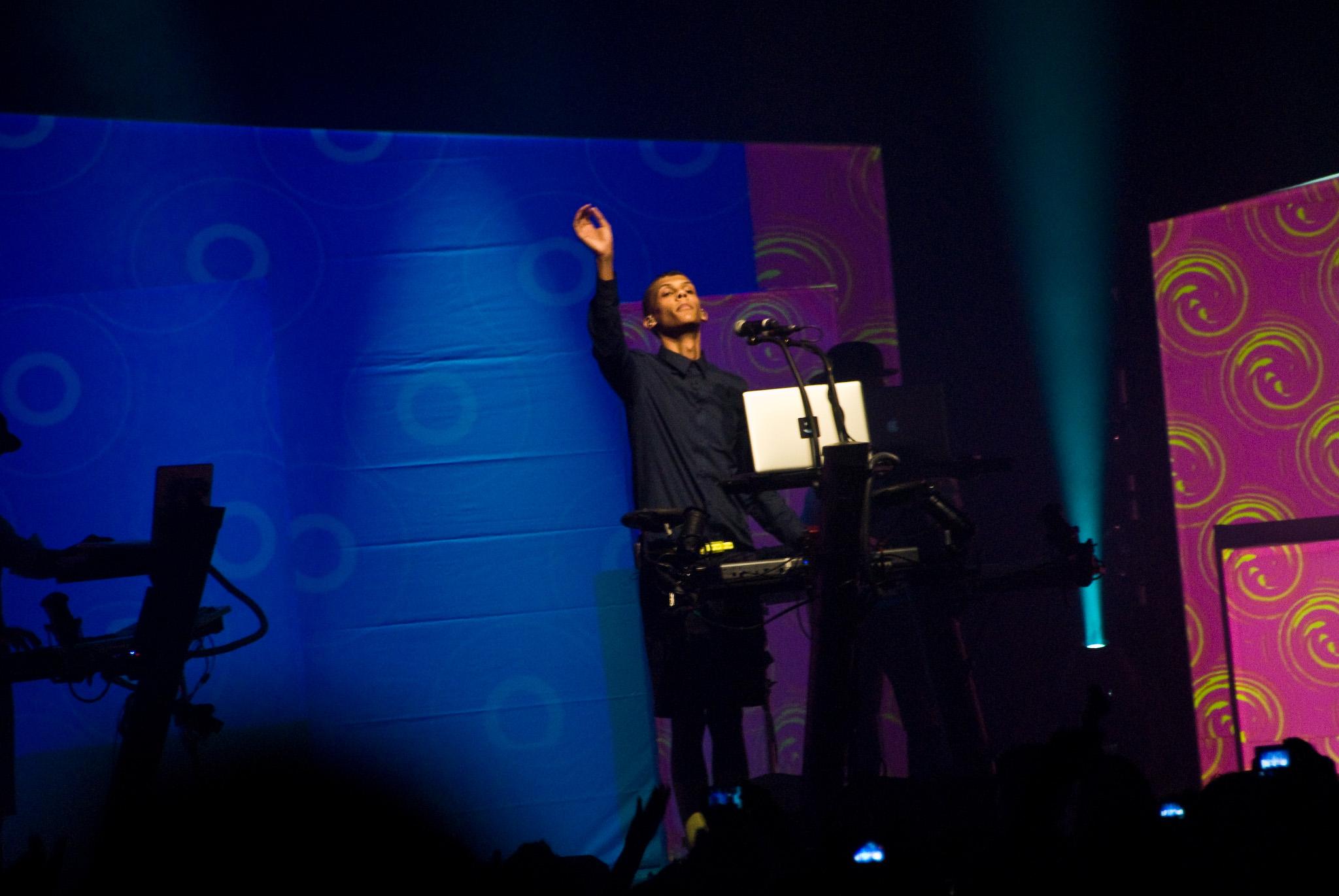 Métropolis: alors on danse sur le beat de Stromae