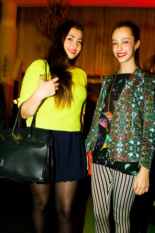 Party Models Night Out à la Semaine de mode de Montréal