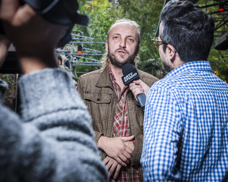 En photos, Bernard Adamus lance son nouvel album «No 2» aux Foufs