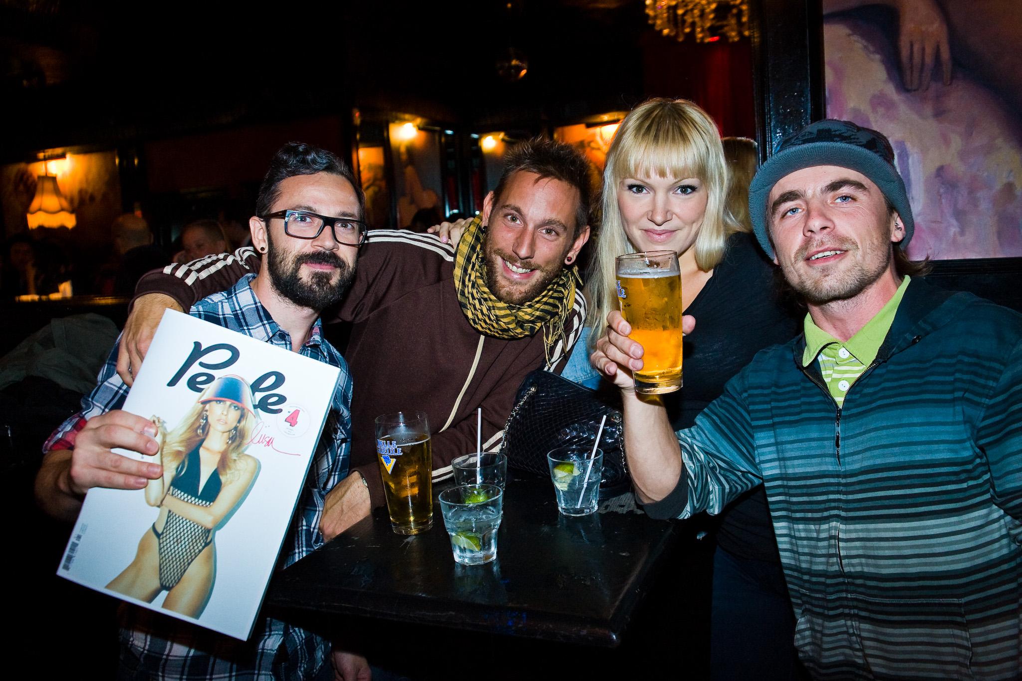 Perle no.4 :  le lancement du mag québécois érotique en photos