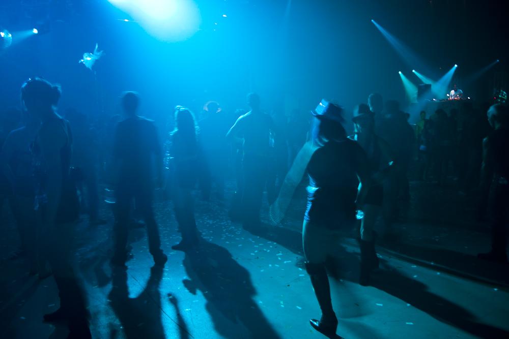 Photos du Black & Blue 2012: on fait l'party au Palais des congrès