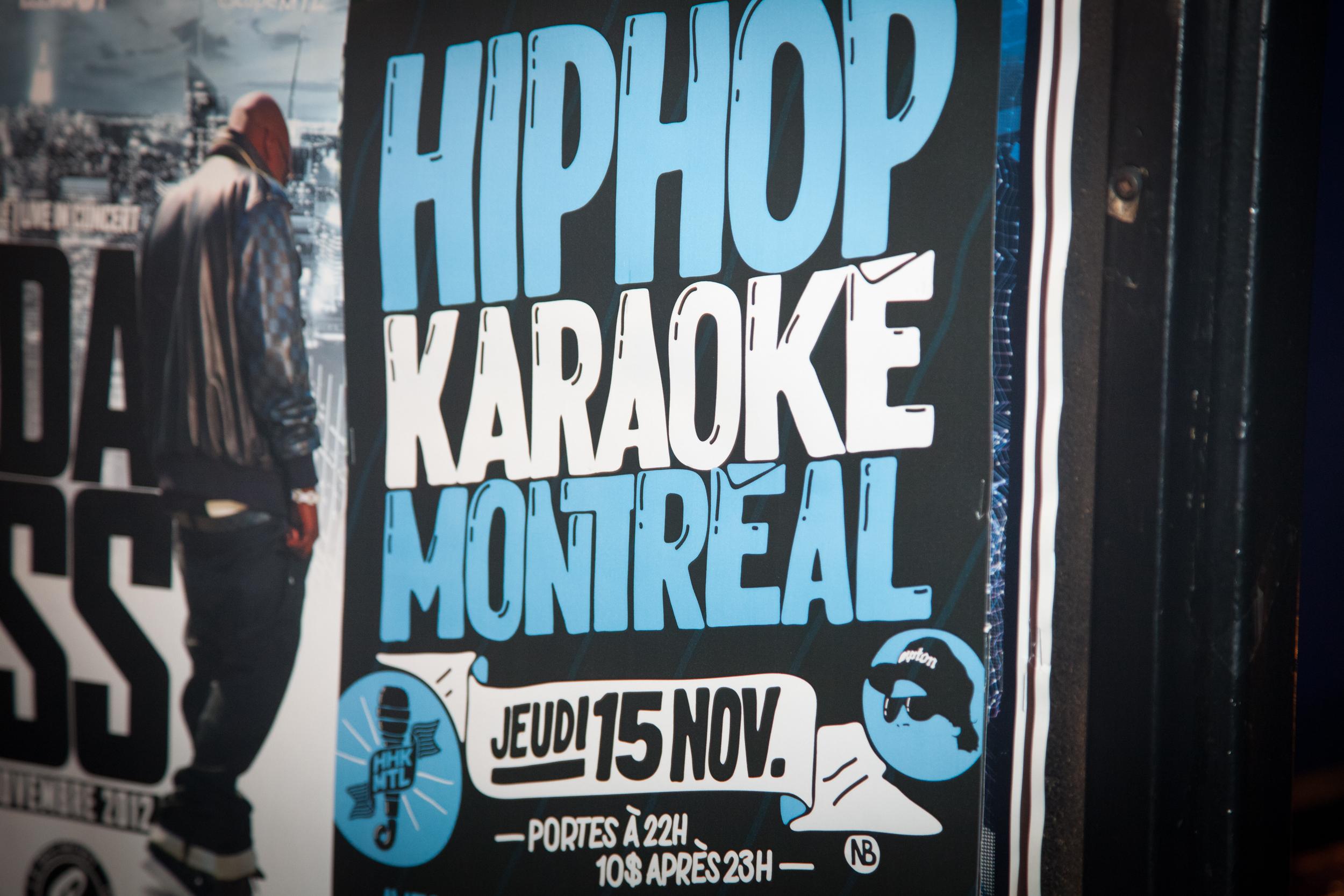 Pour toi qui rêve de devenir une star de Hip Hop (Karaoke) !