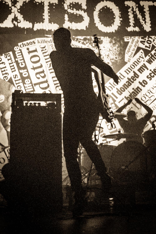 Alexisonfire, tournée d'adieu au Métropolis