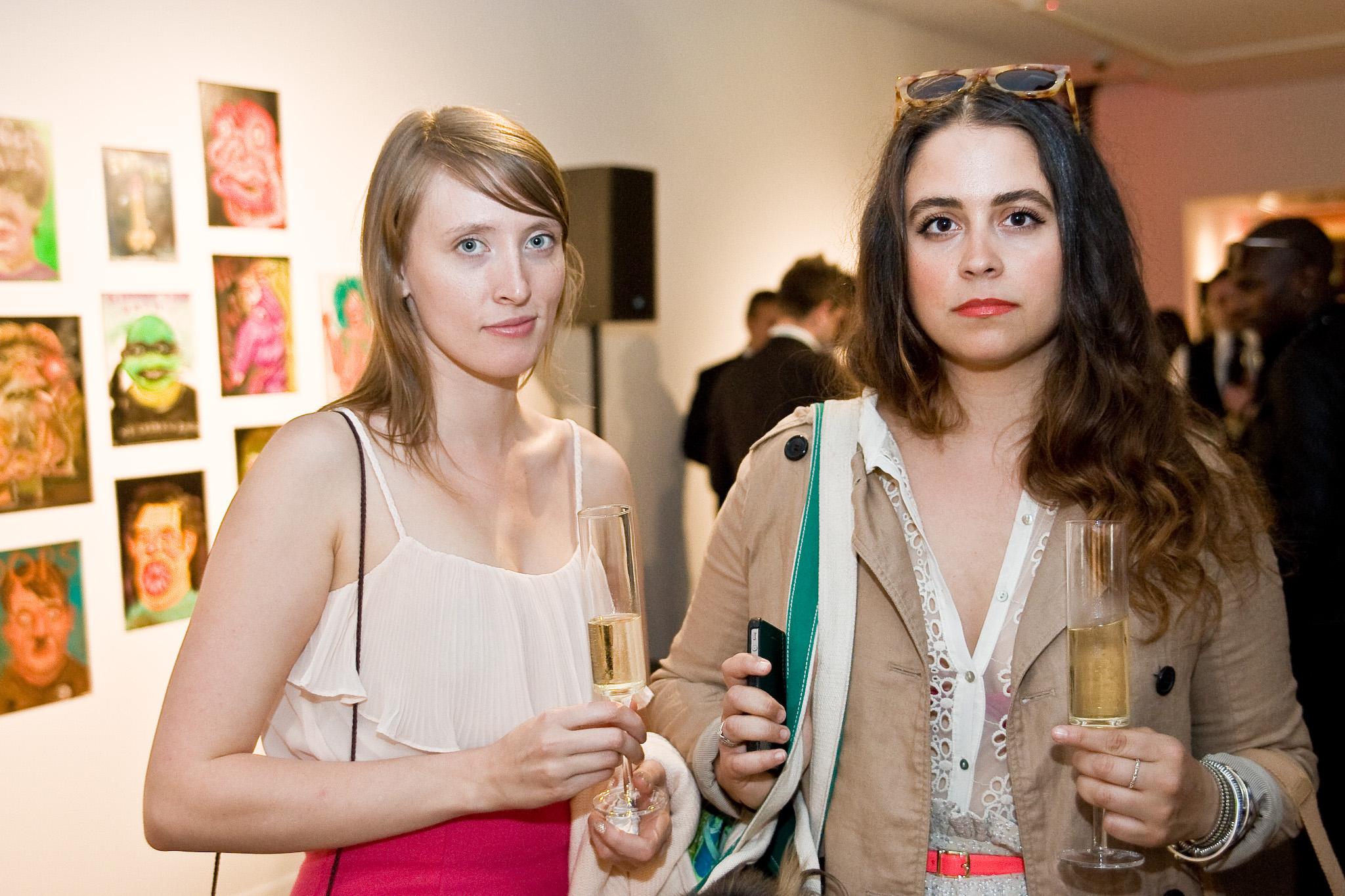 Tout le gratin artistique montréalais au lancement de la semaine Morales au Centre PHI
