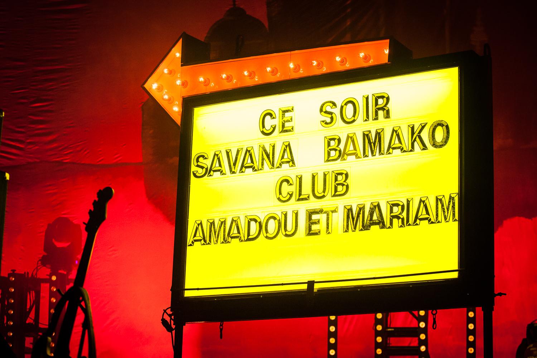 Amadou & Mariam, un méga rendez-vous aux couleurs du Monde malgré la pluie
