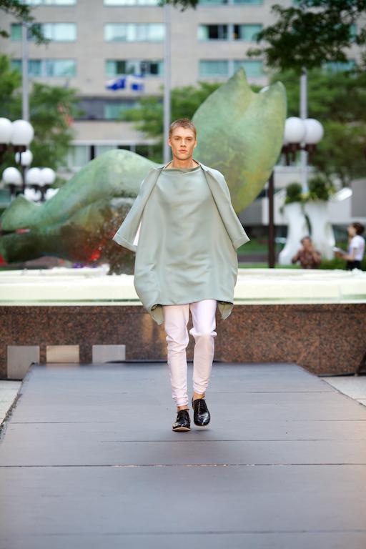 Les designers Barilà et Pedram Karimi en mettent plein la vue sur les passerelles!