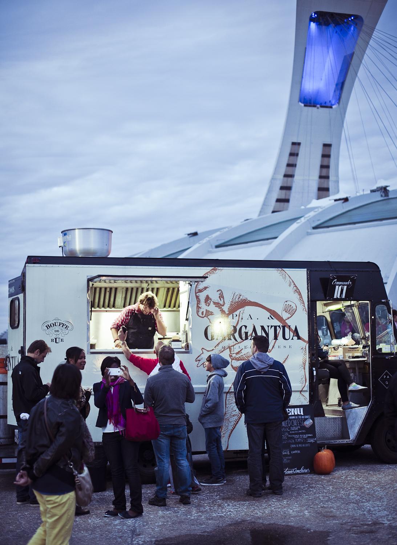 Bouffe de rue, un dernier vendredi en beauté sur l'Esplanade du Parc olympique!