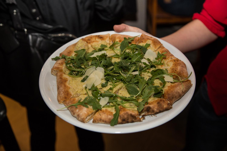Moteur, une toute nouvelle pizzeria sur Hutchison coin Laurier