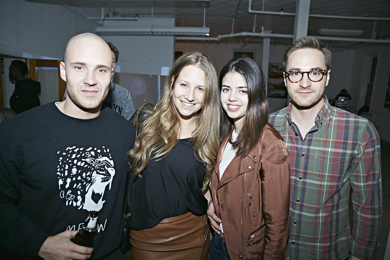 La soirée FeedBack Lab II offre de l'art en direct et de la bonne musique