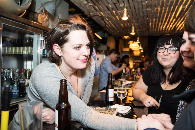 Tout Montréal s'invite au party d'ouverture du restaurant Manitoba!