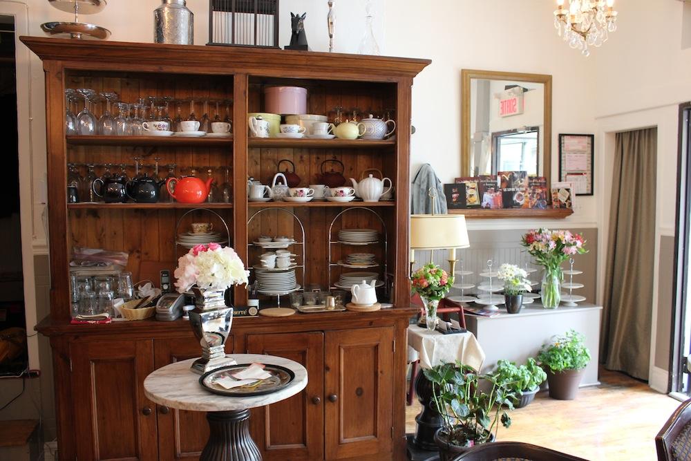 Le Parloir: le Plateau a maintenant un joli salon de thé | Nightlife