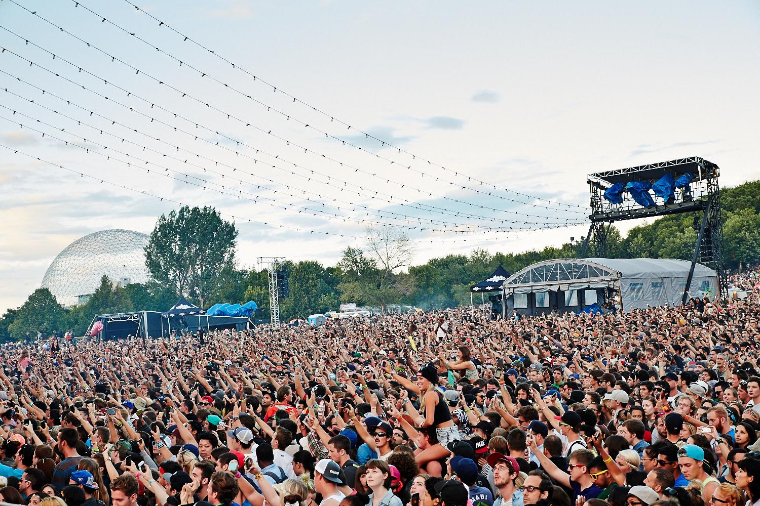 L'horaire complet de chaque spectacle Osheaga disponible NOW!