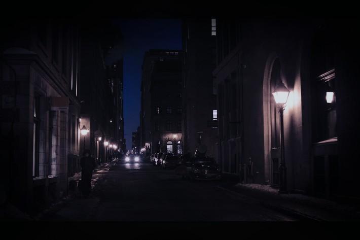 Vivre comme dans un film à Montréal