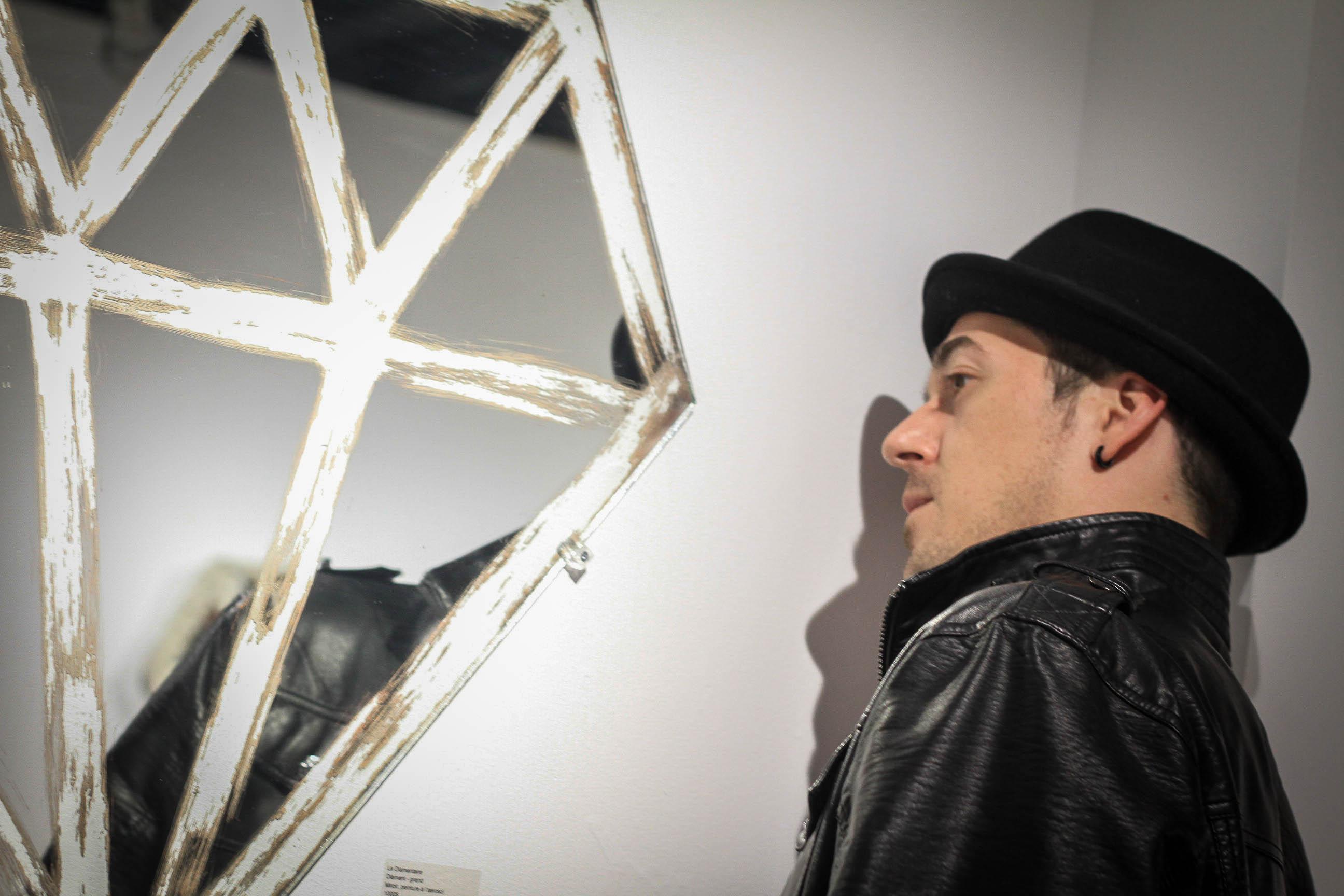 L'artiste parisien de talent, le Diamantaire, débarque à La Station 16