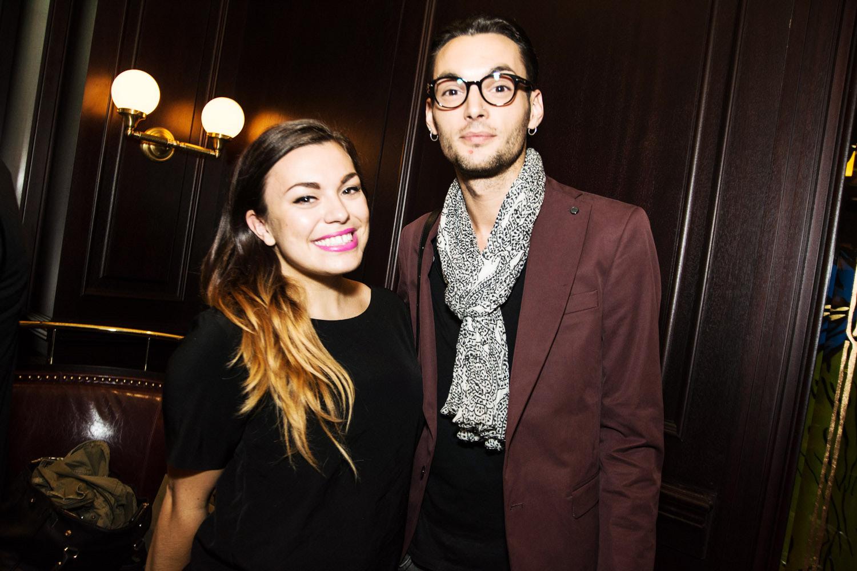Cocktail à la Parisienne: Holt Renfrew et La Maison OGILVY présentent les tendances automnales