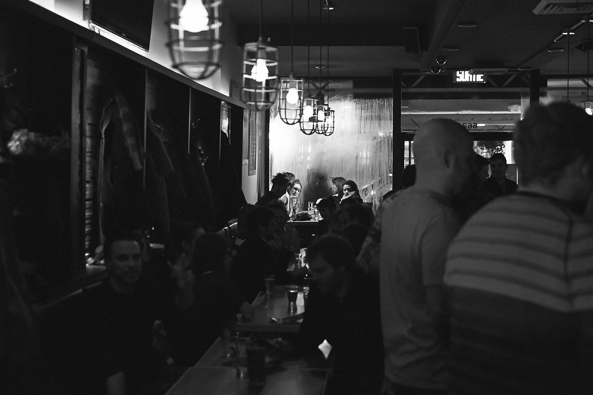 Le Bar Le Vestiaire fête ses deux ans à grandes lichées de shooters