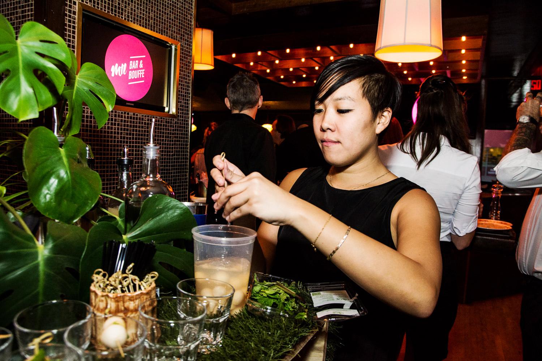 Gastronomie et mixologie sont à l'honneur à MTL Bar & Bouffe!