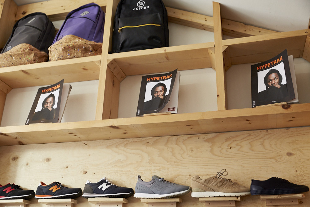 La nouvelle collection de la marque montréalaise De L'île débarque à la boutique Oxford!