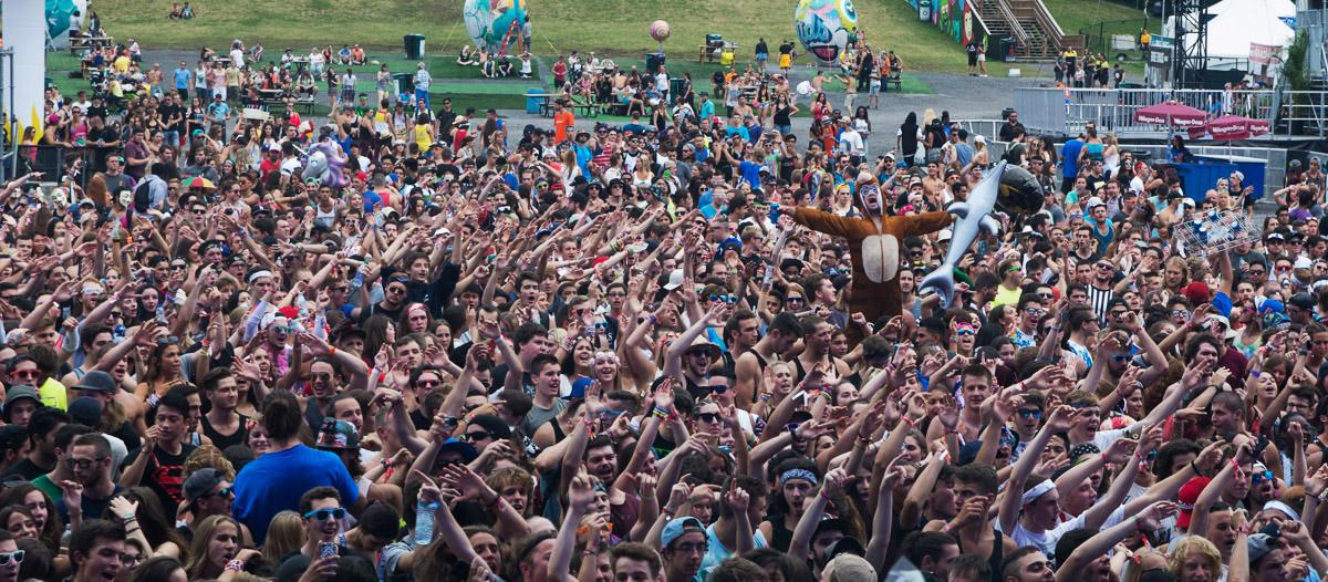 îleSoniq 2015: Deadmau5, Die Antwoord et Kiesza ont fait danser le parc Jean-Drapeau