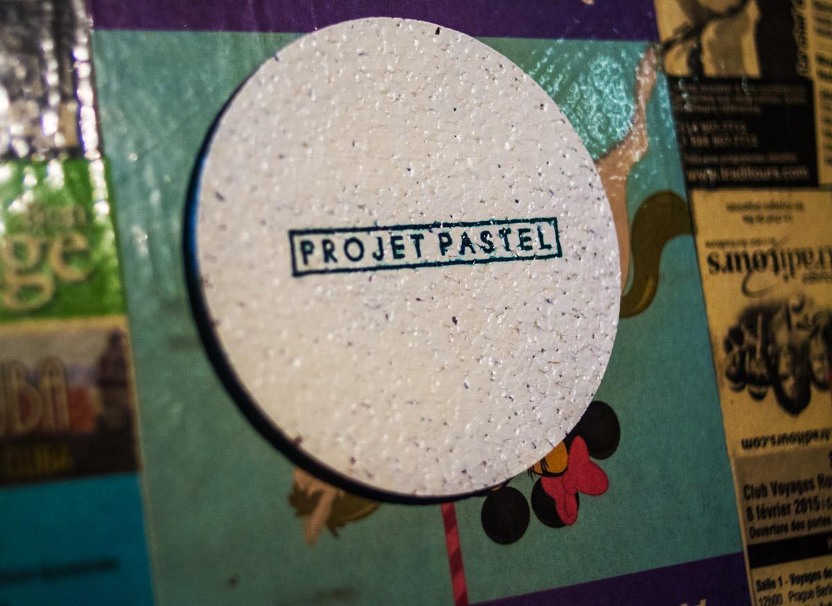 5 à 7 festif pour le lancement du nouveau blogue Projet Pastel au bar Le Terminal