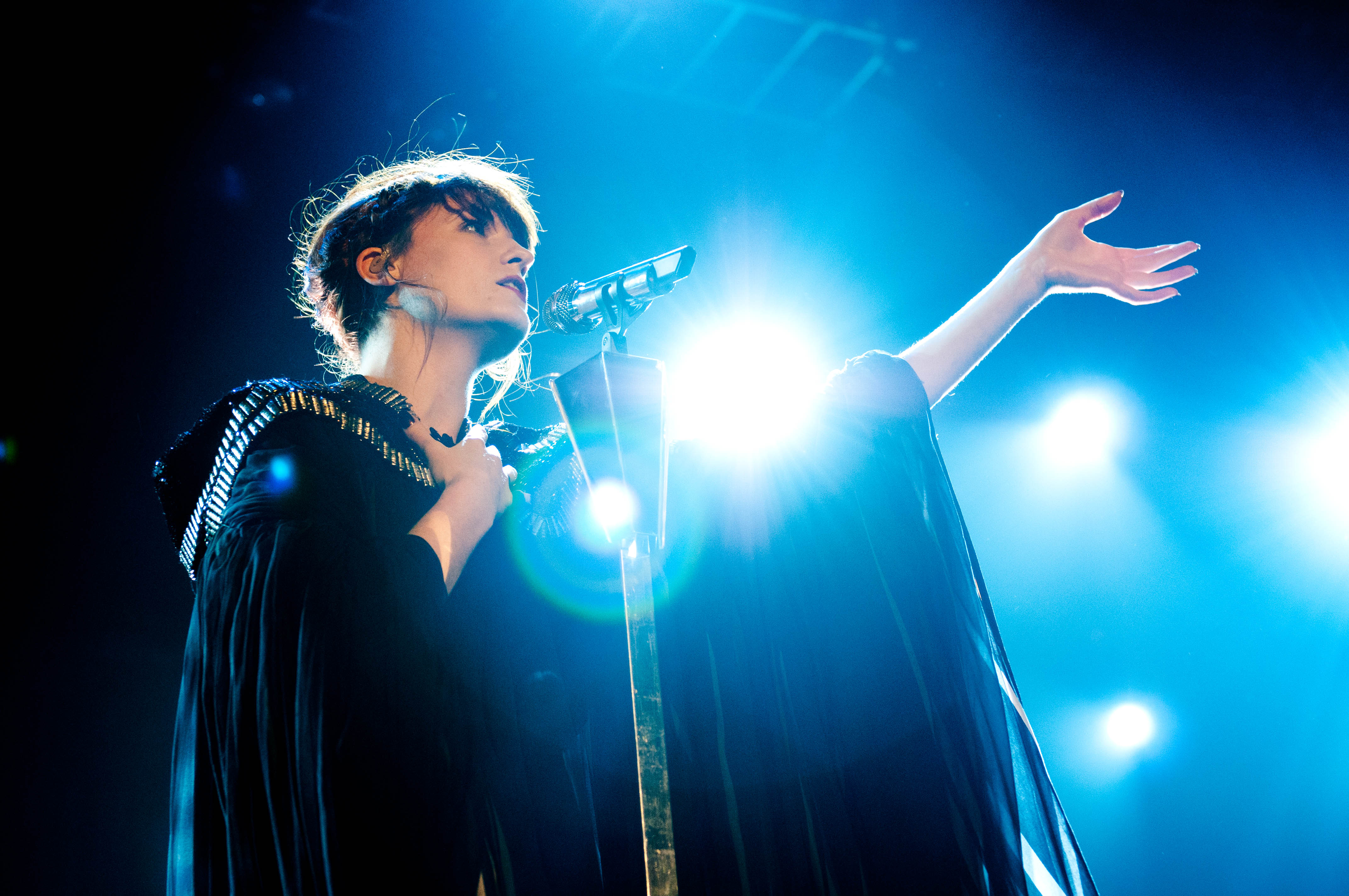 La playlist de la semaine : Florence and the Machine, Sufjan Stevens et Purity Ring en vedette