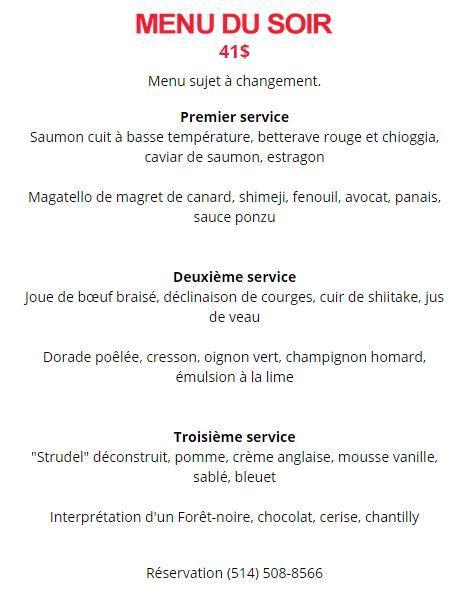 8 restaurants à essayer dans le cadre du festival foodie MTL