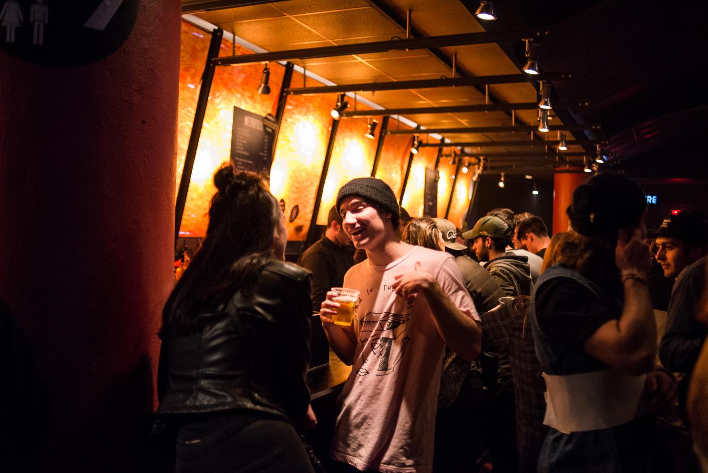 Loud Lary Ajust offre un show à l'ambiance survoltée au Métropolis hier soir