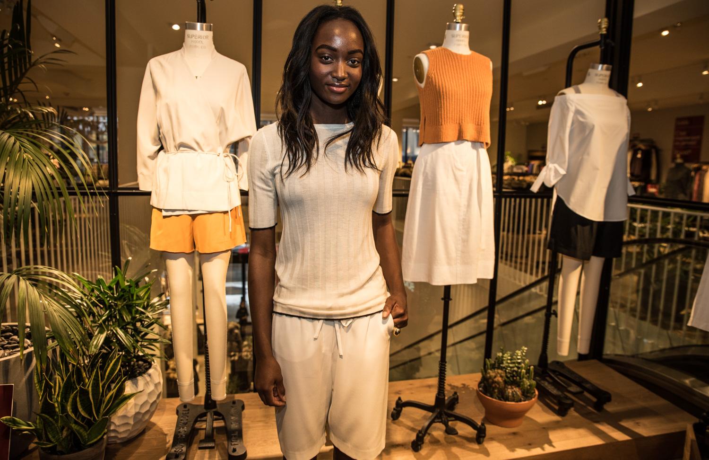 Aritzia dévoile sa fabuleuse collection Été 2016 aux fashionistas montréalaises