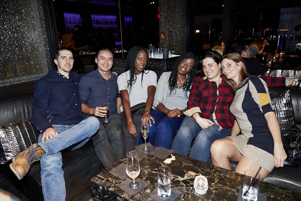 « Pré-drink » de IGLOOFEST à l'hôtel W Montréal vendredi soir avec Gina Turner