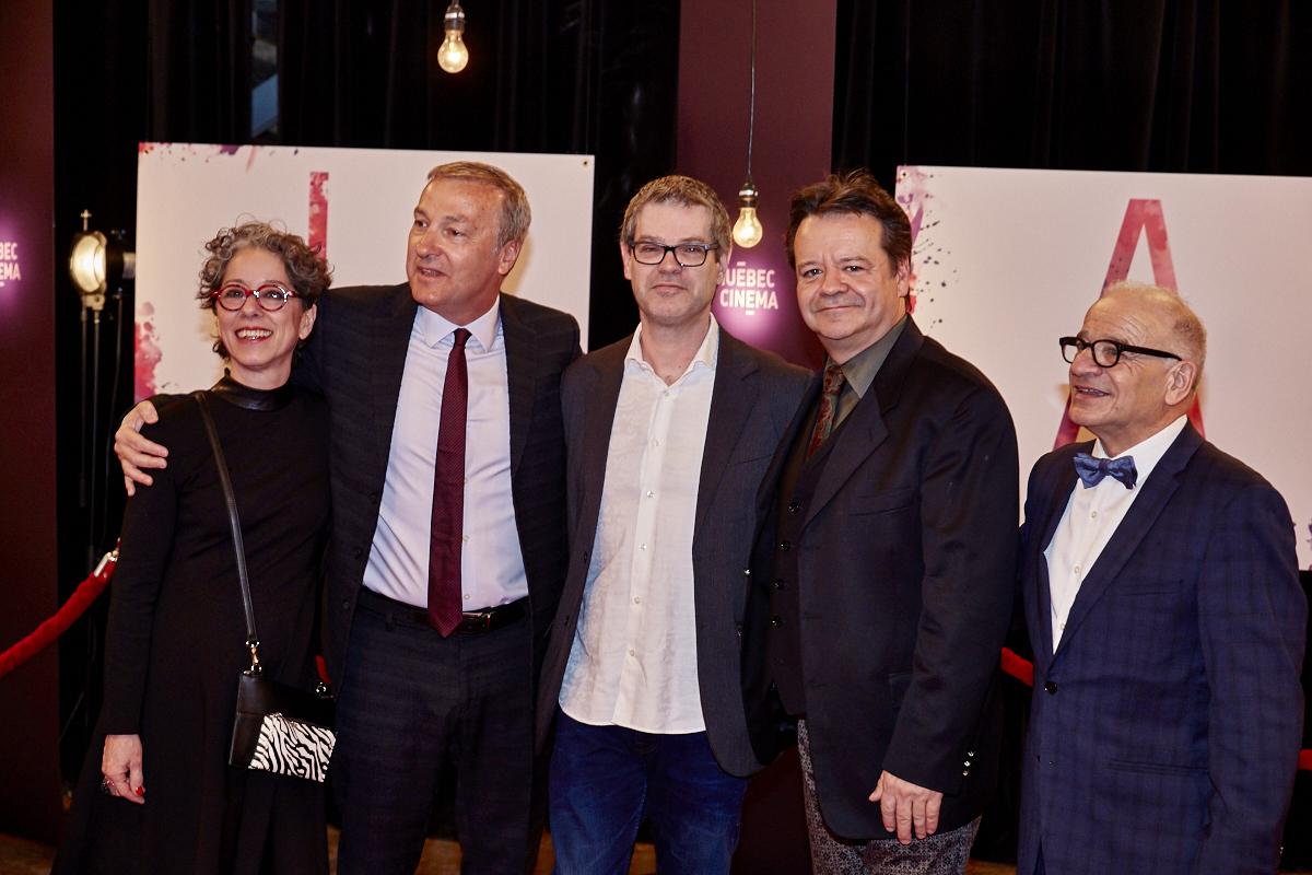 Gala du cinéma québécois 2016: tapis rouge glamour et le sacre de La passion d'Augustine