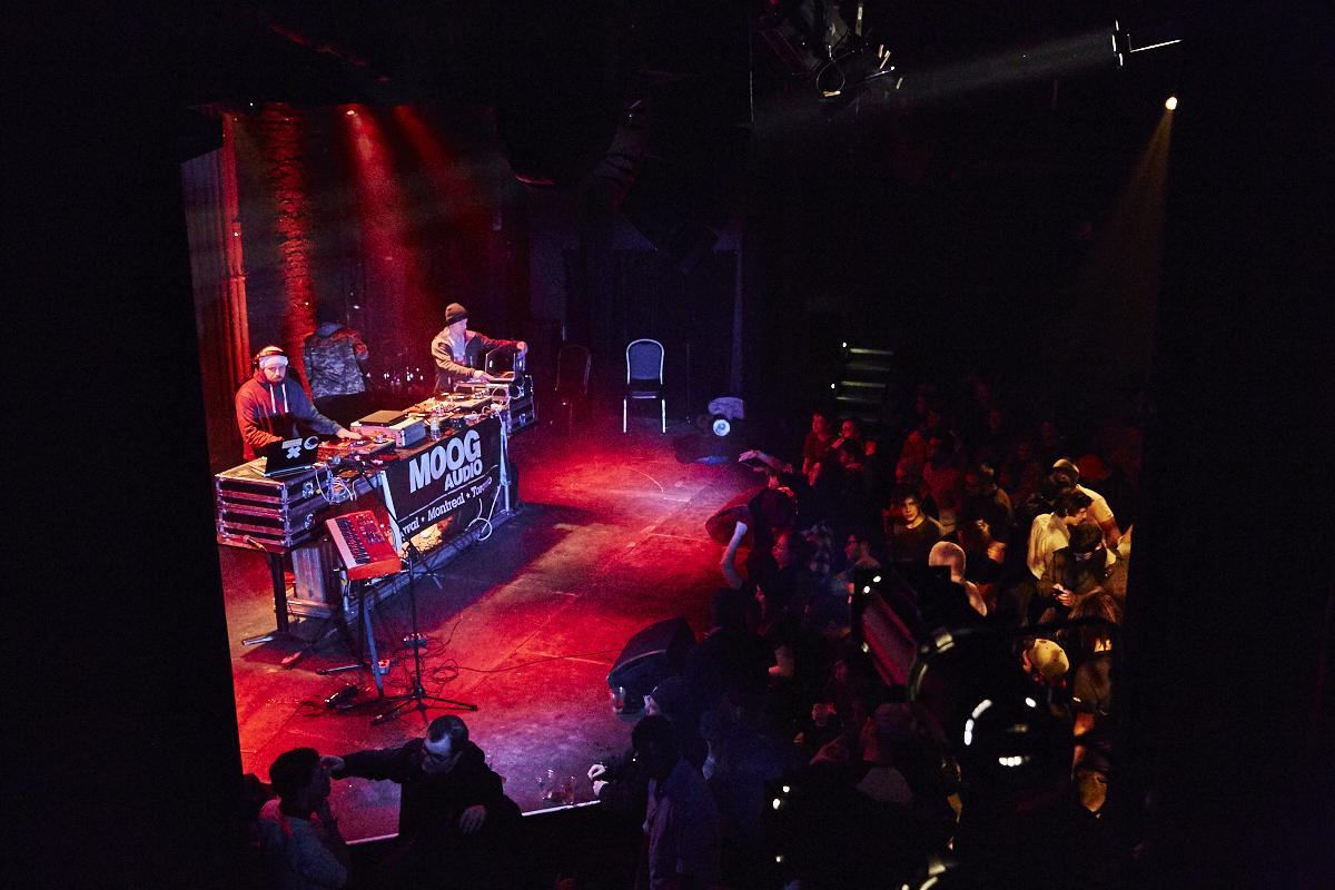 L'Astral en feu pour la 10e de Montreal Loves Dillas à la Nuit Blanche