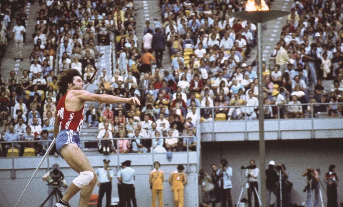 Voici de quoi avait l'air Montréal il y a 40 ans pendant les Jeux Olympiques de 1976