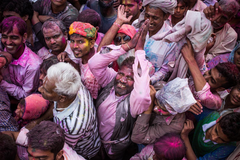 Retour sur le trip d'une vie : mon voyage en Inde pour le festival Holi