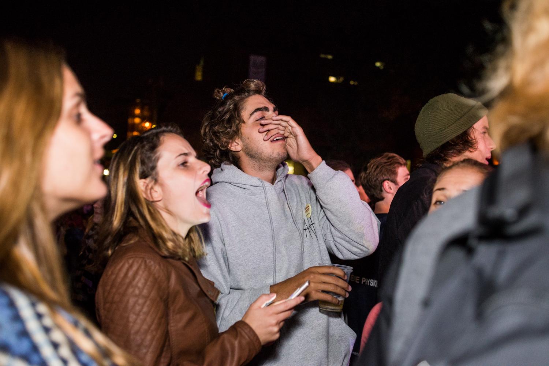 Une foule complètement DÉCHAÎNÉE pour le Spectacle de la rentrée de l'UdeM