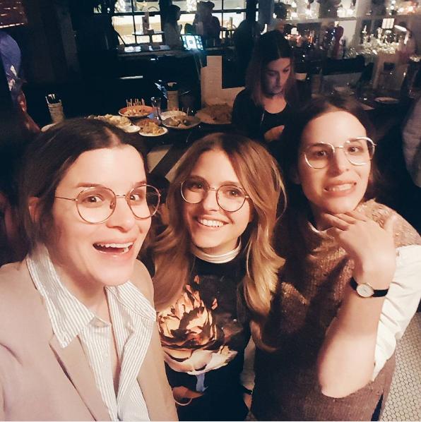 Sarah-Jeanne Labrosse lance sa nouvelle collection de lunettes avec BonLook