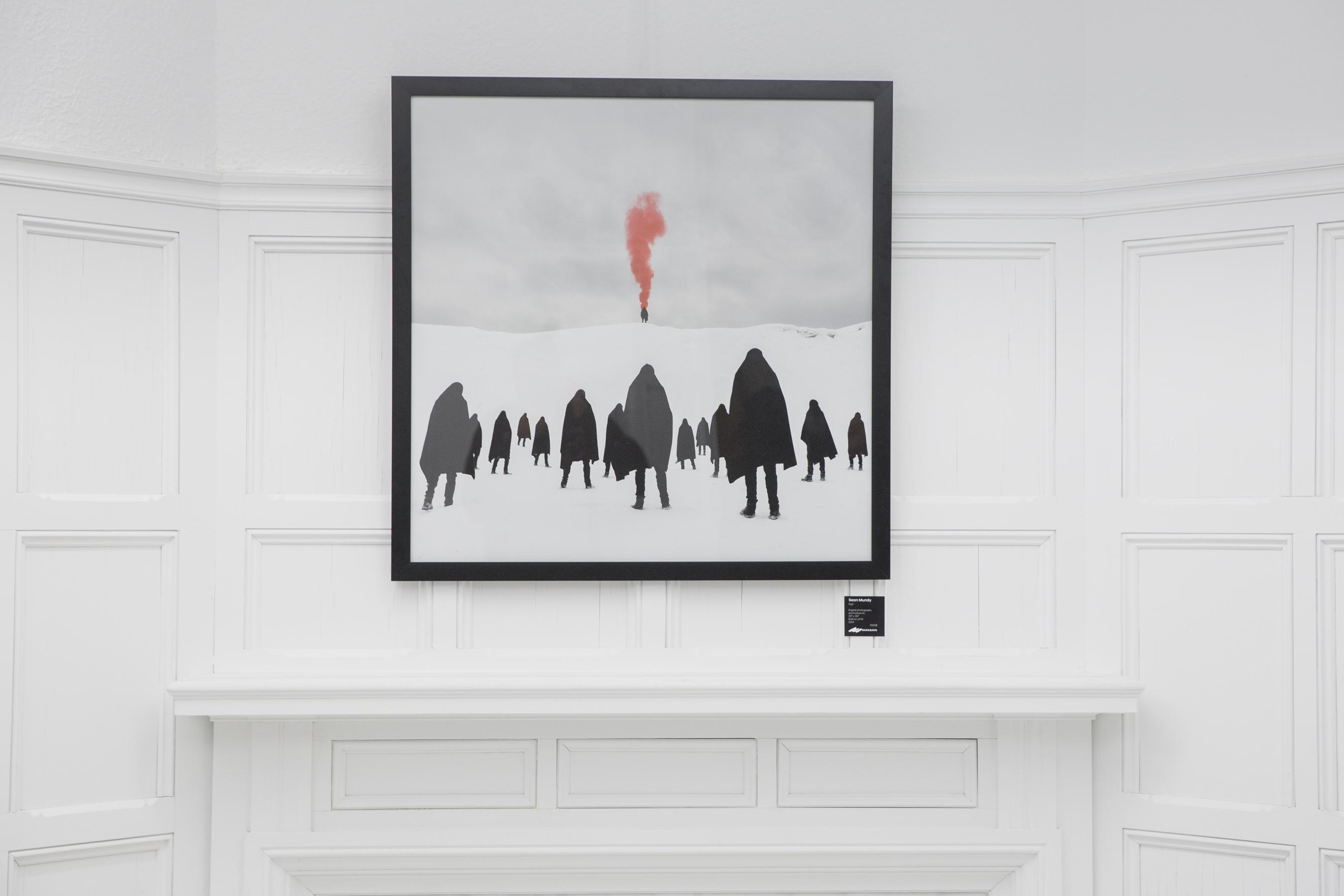 Six artistes montréalais à l'honneur dans l'expo immersive Sublime par Artbangbang