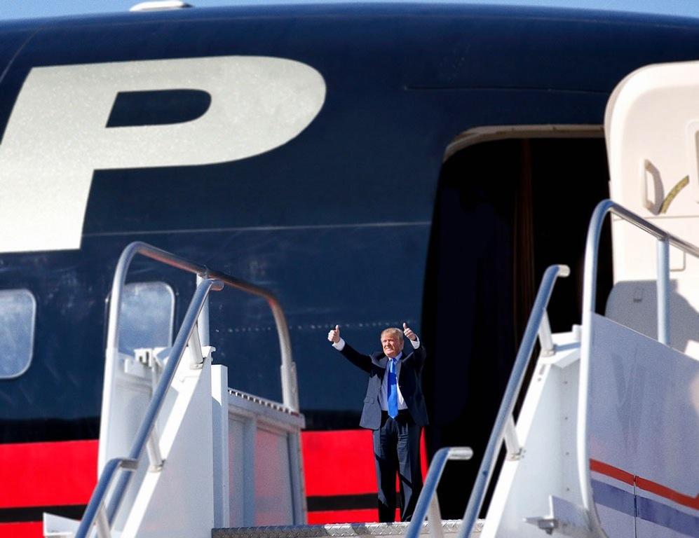 Tiny Trumps: 10 photos du nouveau meme de l'heure