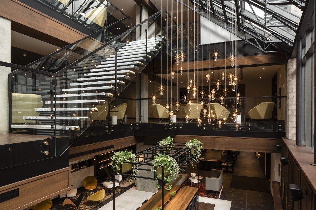 Le Spot de la semaine: l'hôtel William Gray et son chic restaurant Maggie Oakes