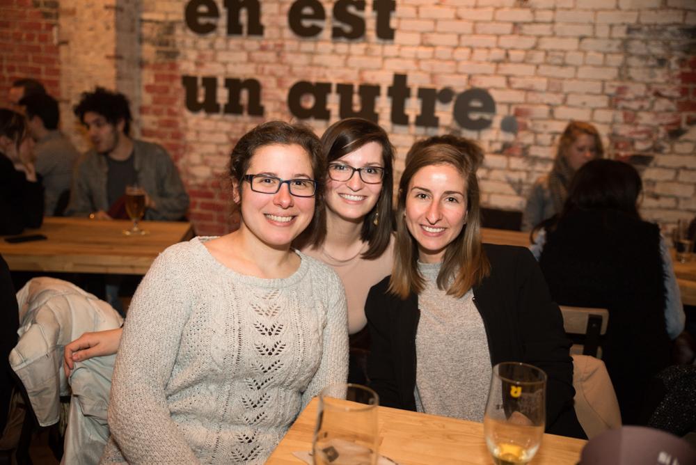 Le Siboire ouvre enfin ses portes sur le Plateau et les Montréalais capotent