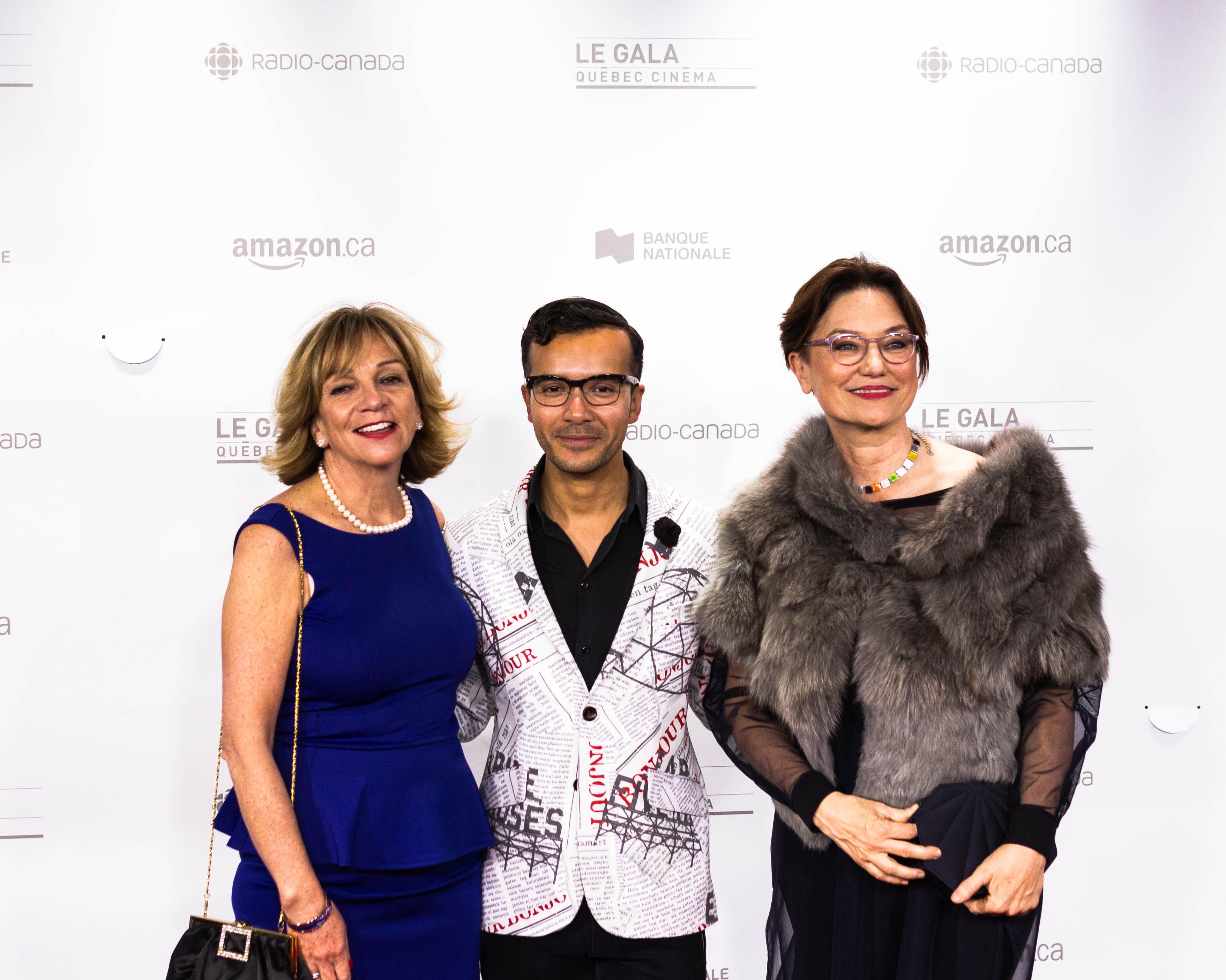 Gala Québec Cinéma  2017: un tapis rouge très sobre mais un excellent gala punché