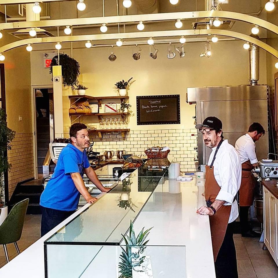 Un tout nouvel hybride entre le bistro et la pâtisserie signé Antonio Park
